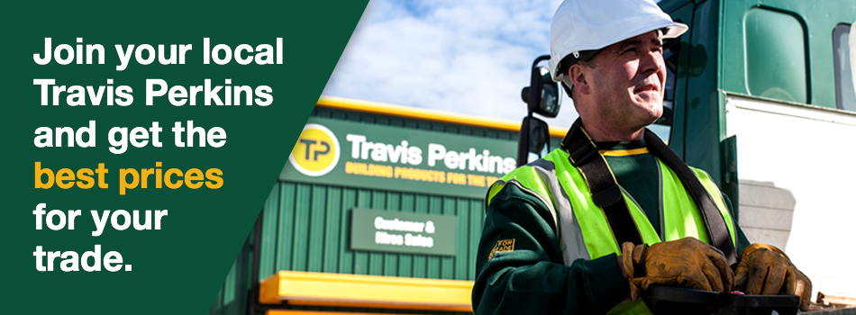 Open an Account. Join your local Travis Perkins and get the best prices for your trade.