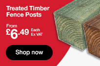 Timber Fence Posts