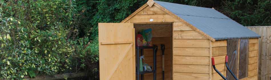 Garden Sheds & Greenhouses