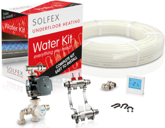 Solfex easy to install kits