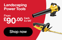 Landscaping Power Tools