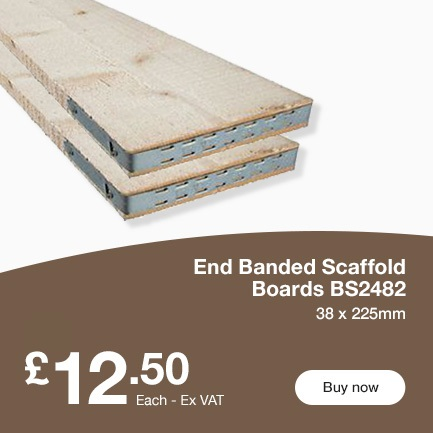 Scaffold Board From £12.50