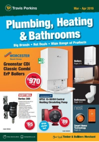 Plumbing & Heating Brochure
